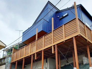 横浜市 T様邸 ウッドデッキ施工事例