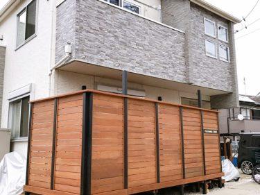 横浜市神奈川区 T様邸 「基地みたいなウッドデッキ」